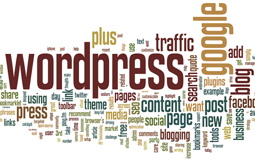 Displaying all tags for a WordPress site
